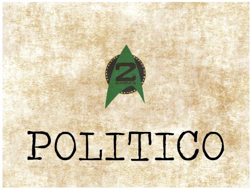 M3 - Politico